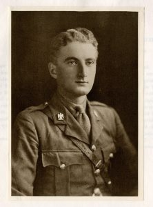 Alfred Forster in Army Uniform