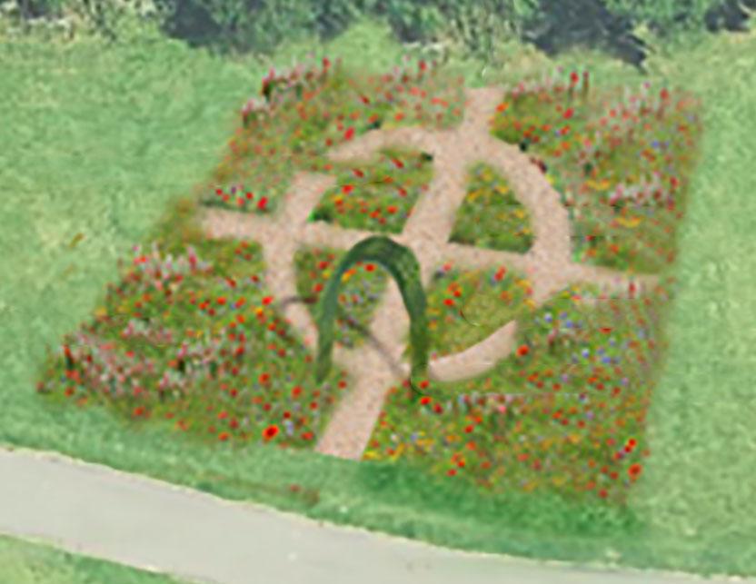 Thumbnail of the Sensory Garden at Forster Memorial Park